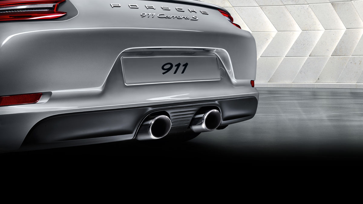 Porsche - Sound: meer 911