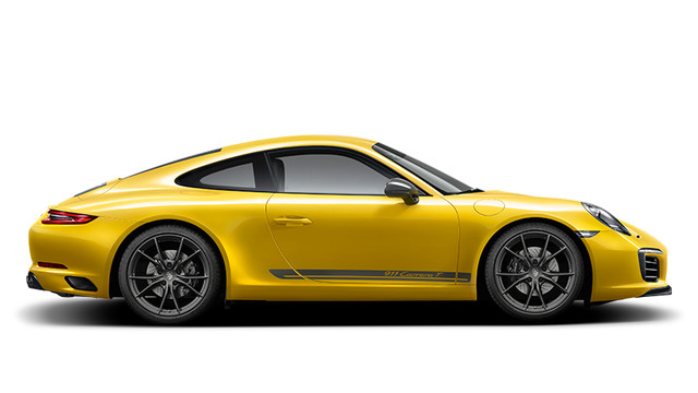 Porsche The new 911 Carrera T