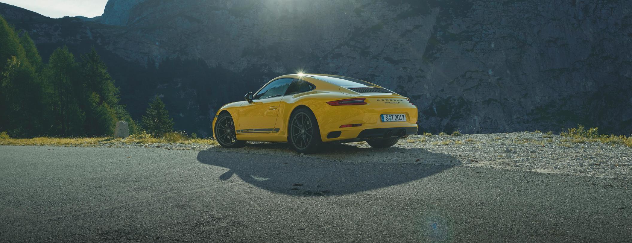 Porsche - 911 Carrera T