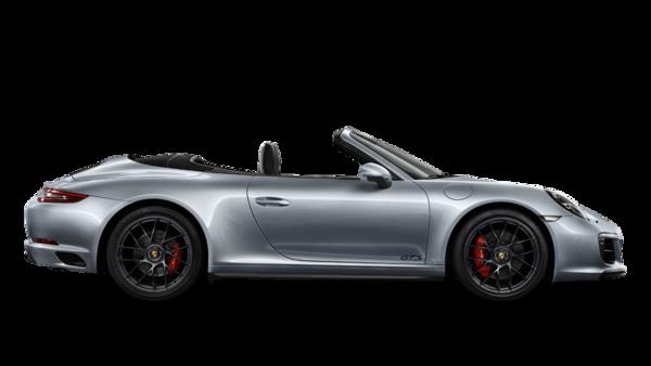 Porsche 911 Carrera 4 GTS Cabriolet - Technical Specs