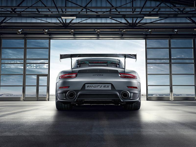 Porsche 911 GT2 RS - Идея 911 GT2 RS