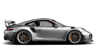 Porsche The new 911 GT2 RS