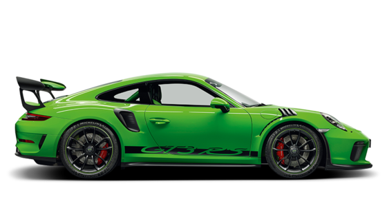 Porsche - 911 GT3 RS - Technical Specs