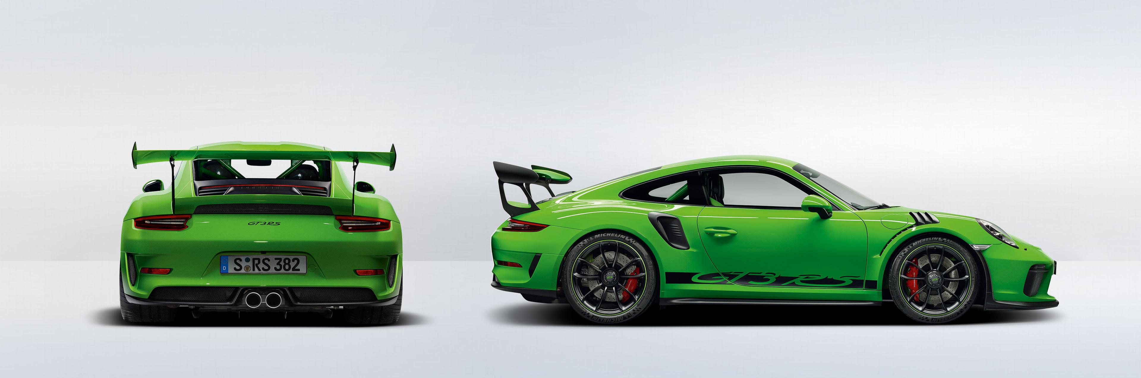 Porsche 911 Gt3 Rs Technical Specs Porsche Ag