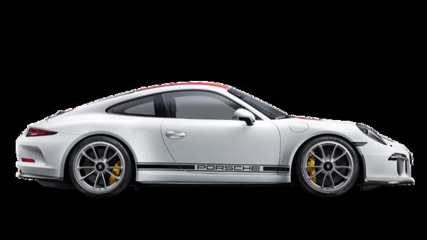 Porsche 911 R - Dane techniczne