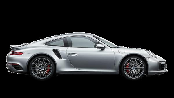 Porsche 911 Turbo - Dane techniczne