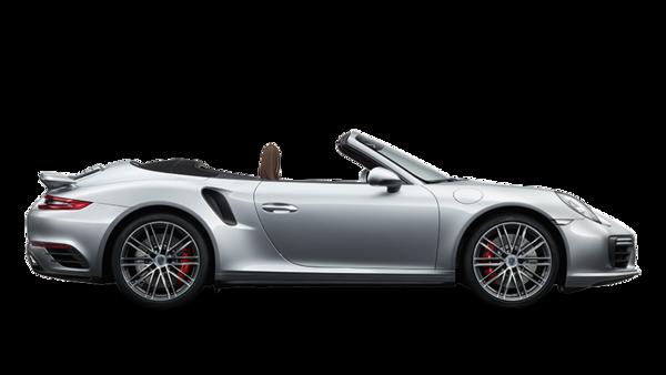 Porsche 911 Turbo Cabriolet - Dane techniczne