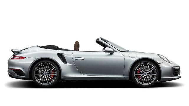 Porsche 911 터보 카브리올레