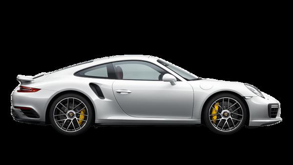 Porsche 911 Turbo S - Dane techniczne