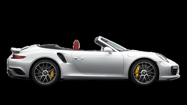 Porsche 911 Turbo S Cabriolet - Dane techniczne