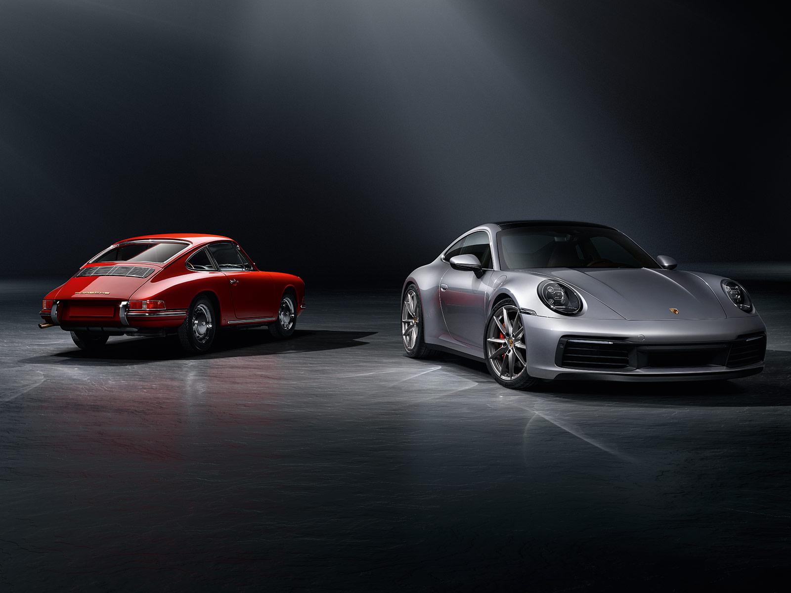 Porsche 911 GT3 RS - Идея 911 GT3 RS