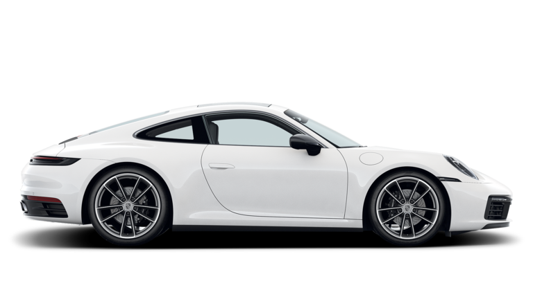 Porsche - 911 Carrera 4 Coupe - Техническая спецификация