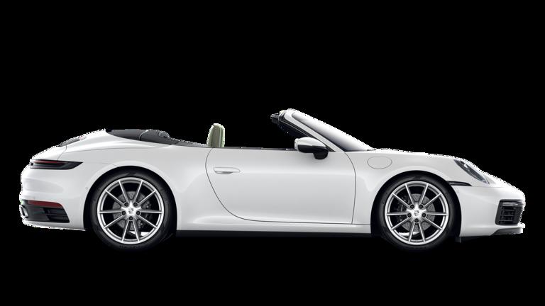 Porsche - 911 Carrera 4 Cabriolet - Tehniline spetsifikatsioon