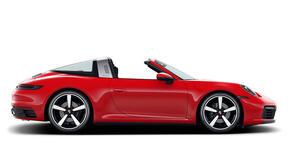 Porsche - 911 Targa 4 - Tehniline spetsifikatsioon