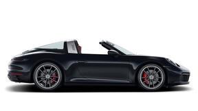 Porsche - 911 Targa 4S - Tehniline spetsifikatsioon