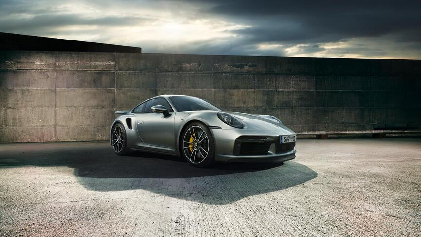 911 Turbo S Coupe