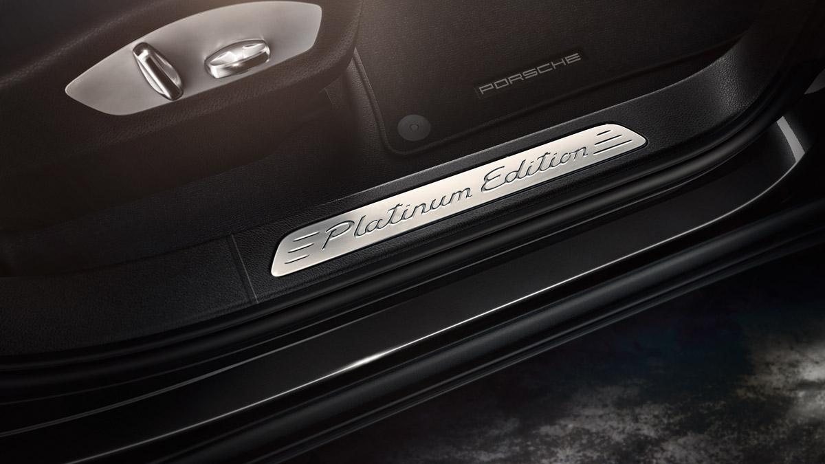 Porsche - Interior design