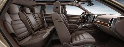 Porsche Cayenne Interior Design Porsche Middle East