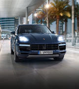 Porsche Cayenne Turbo Modellen