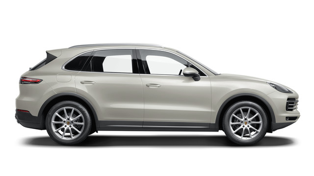 Porsche The new Cayenne