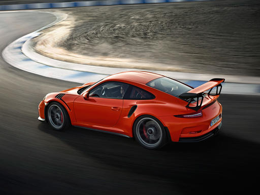 about porsche cars north america