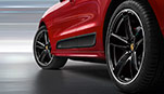 Porsche Service & Accessories -  Tyre and Rim Insurance