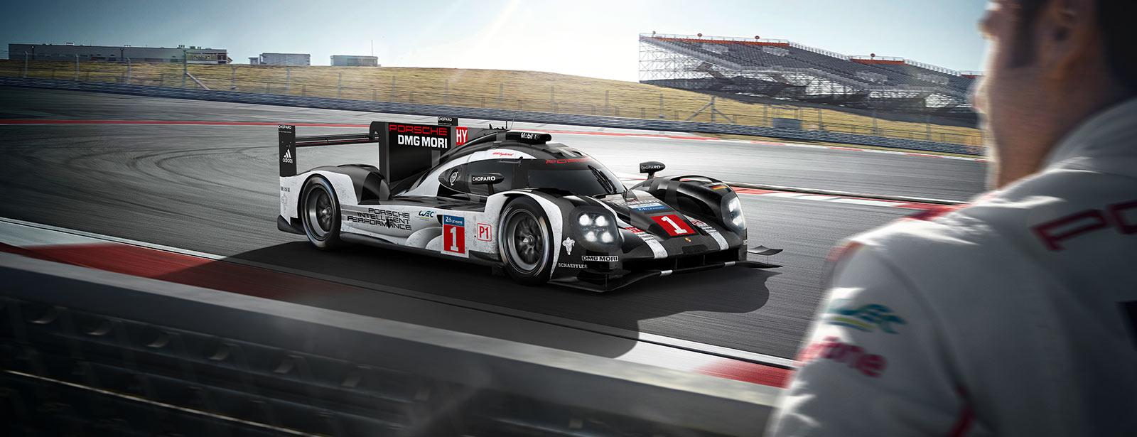 Porsche - 6 Hours of Nürburgring. - FIA World Endurance Championship.