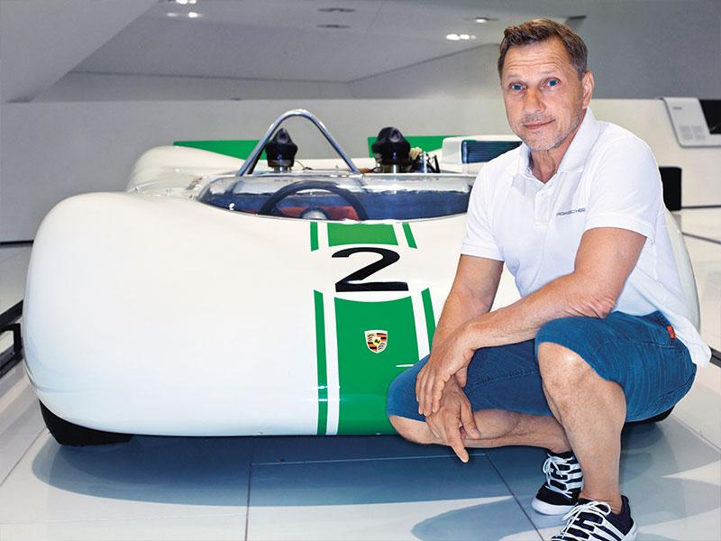 Porsche Herzblut und Schnauze