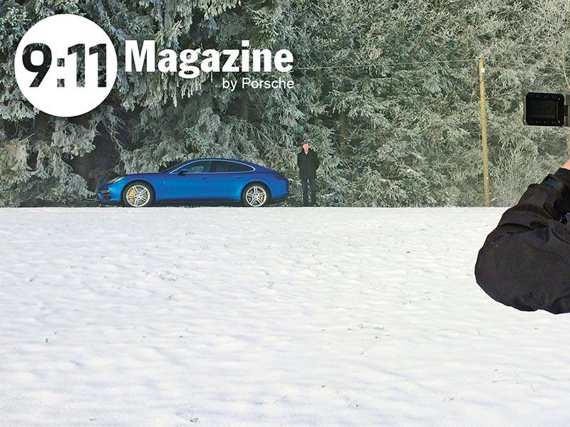 Porsche Mut zum Erfolg