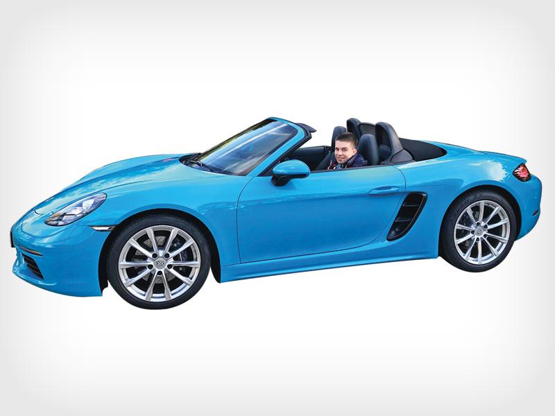 Porsche App zu Porsche
