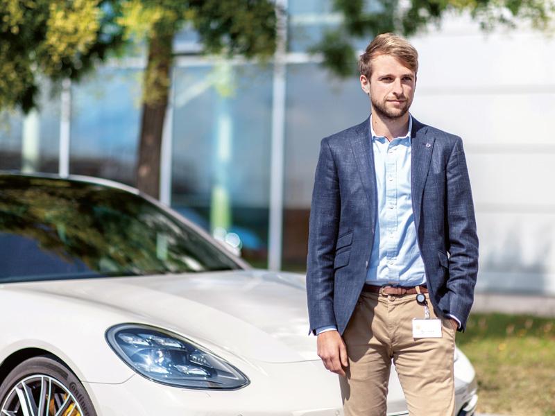 Porsche Frische Ideen