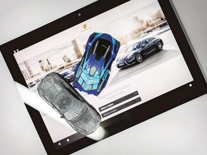 Porsche Digital Natives