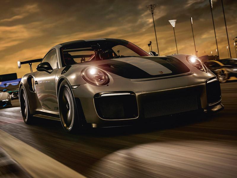 Porsche Game Check