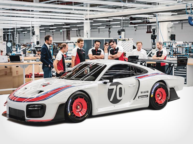 Porsche Geheimprojekt