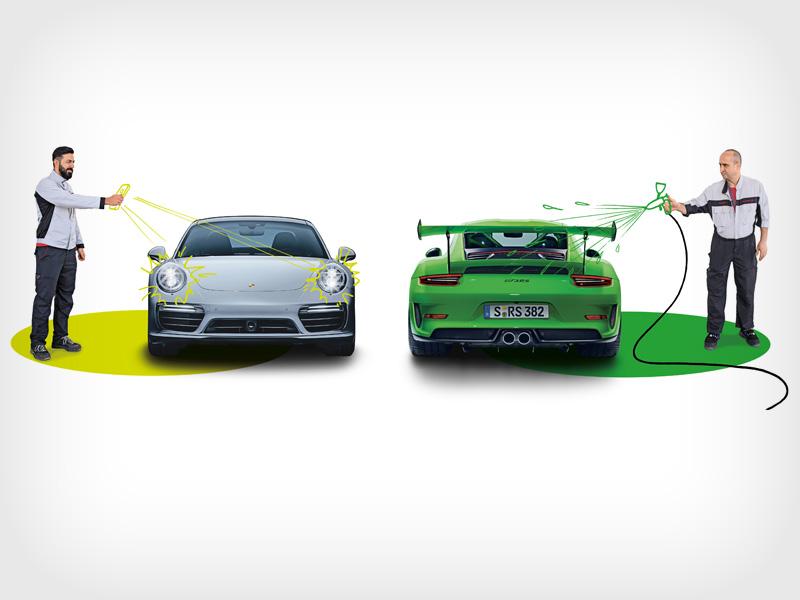 Porsche Unentdeckte Potenziale