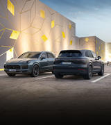Porsche All Cayenne Models