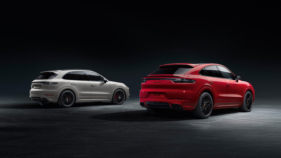 Porsche - Cayenne GTS  - GTS-i põhiomadused.