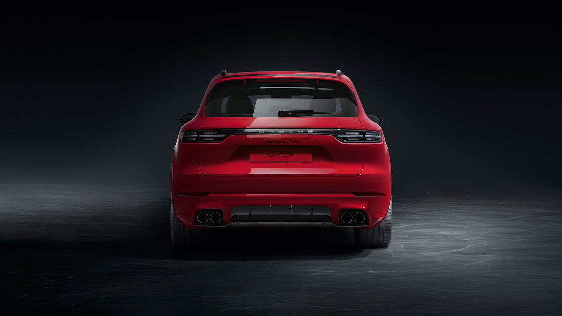 Porsche Cayenne GTS