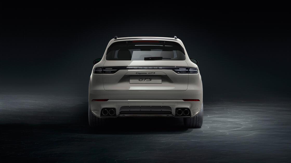 Porsche - Cayenne GTS  - Мощный, эффективный, эмоциональный.