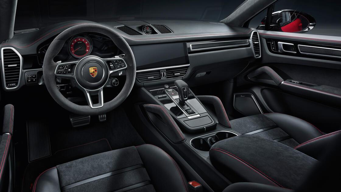 Porsche - Cayenne GTS  - Porsche Connect.