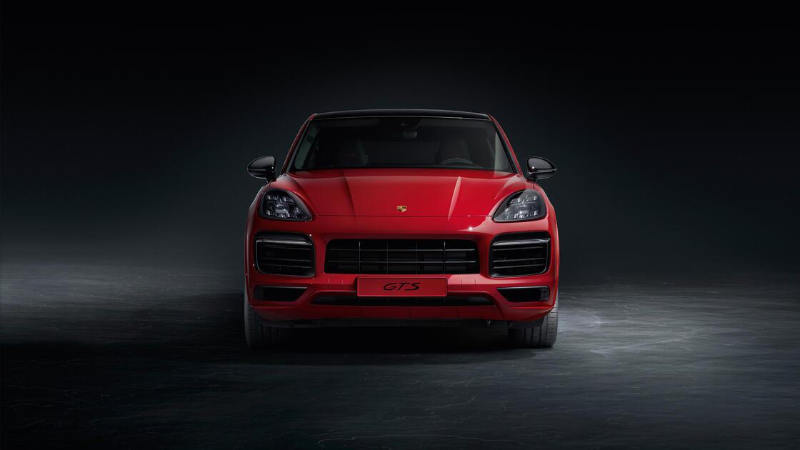 Porsche Cayenne GTS Coupé