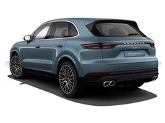 porsche sportscar together the new cayenne