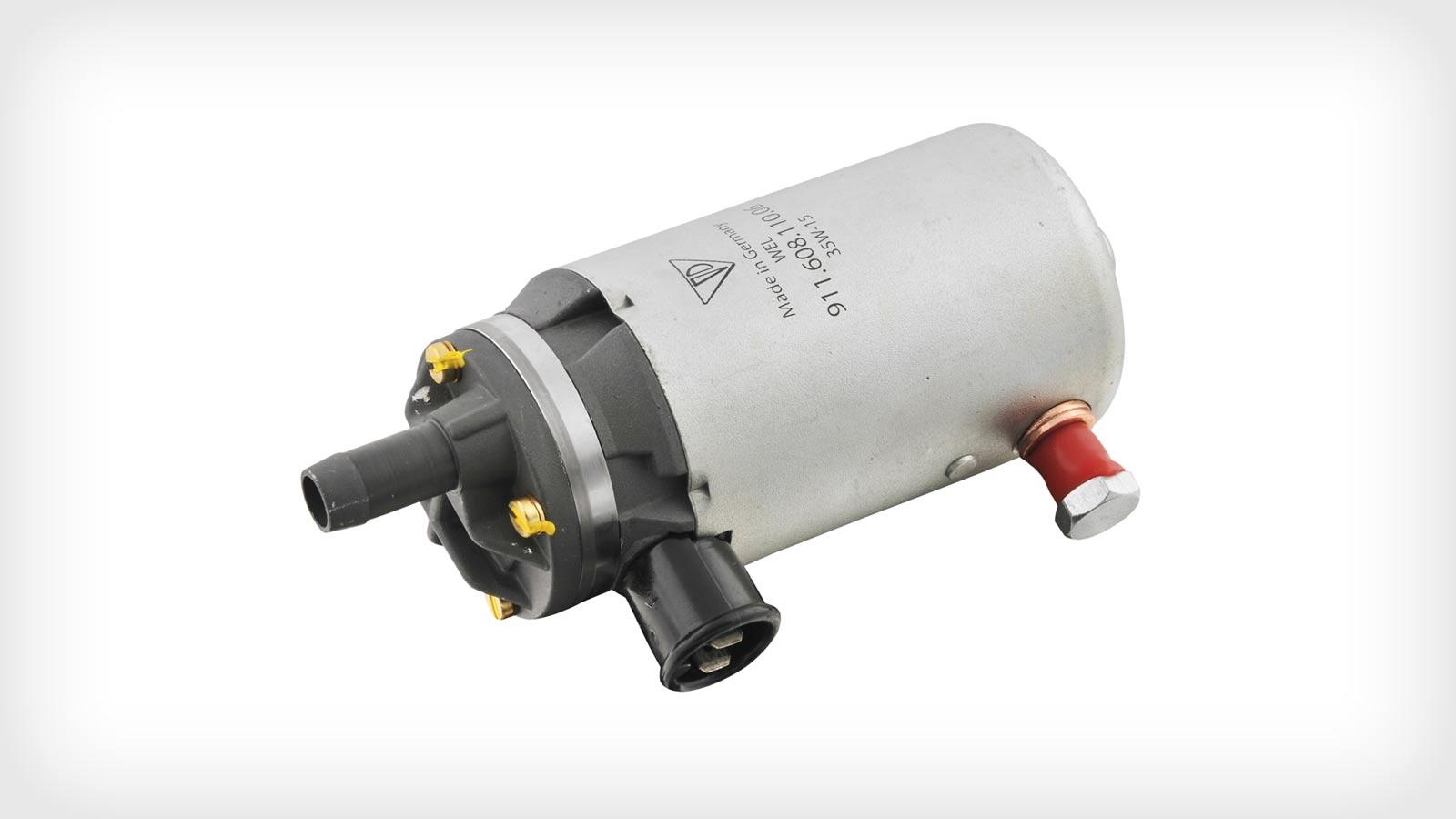 Porsche - Bomba de combustible
