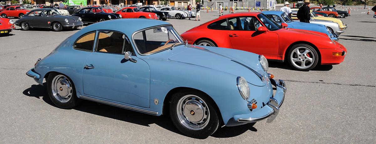 Porsche Oldtimer Clubs - the Porsche Classic Clubs - Porsche Great ...