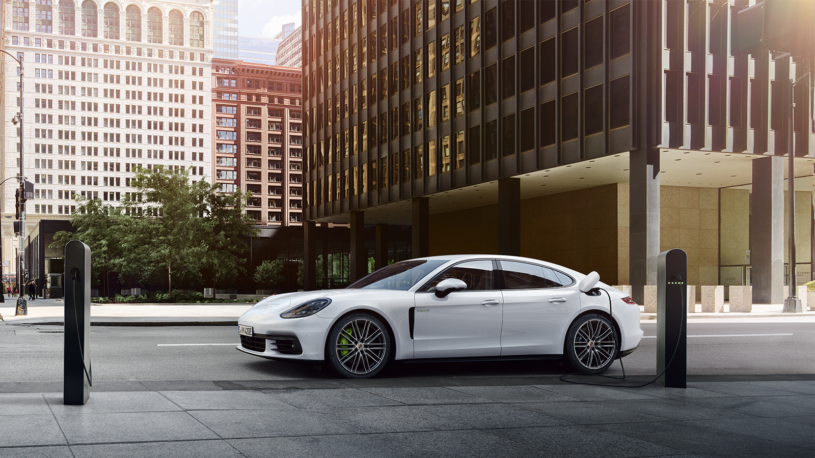 Porsche Énergie