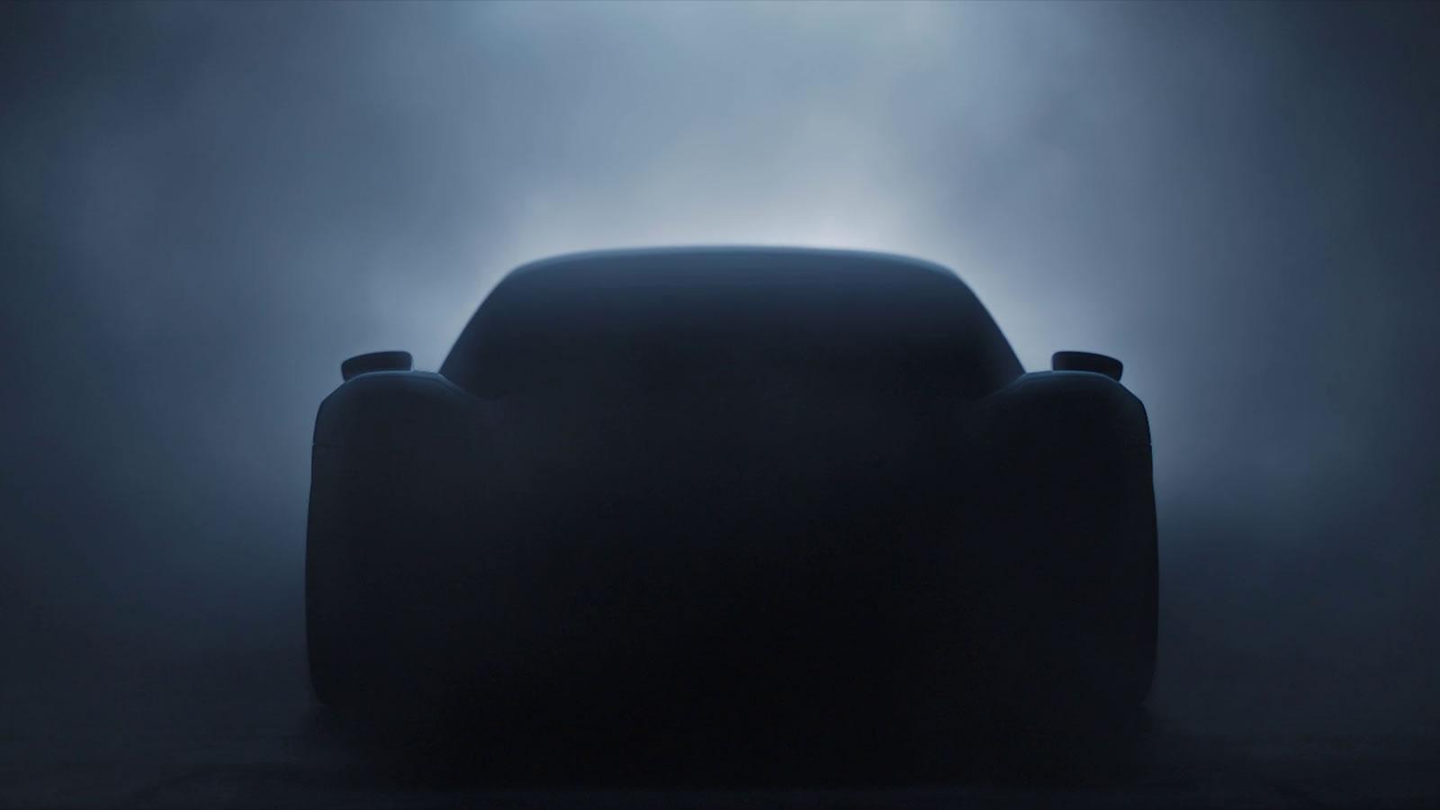 Porsche Mission E devient Taycan.