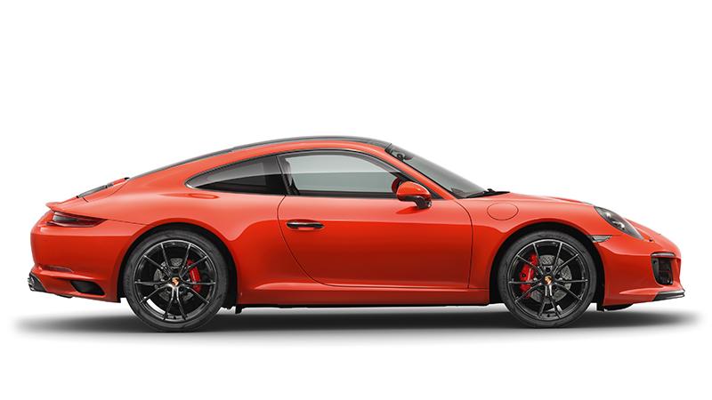 Porsche Exclusive Manufaktur - Exclusive 911