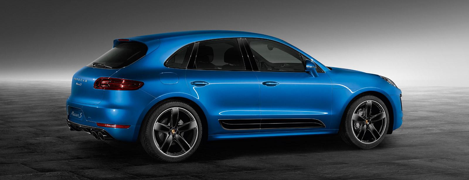 Porsche Driving School >> Macan S Sapphire Blue Metallic - Macan - Exclusive - Dr ...