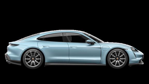 Porsche - Taycan 4S - Техническая спецификация