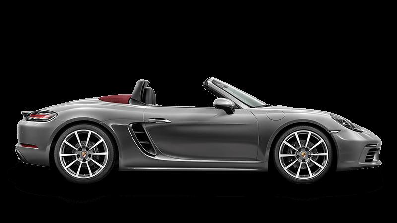 Porsche >> Porsche 718 Boxster Models Porsche Usa